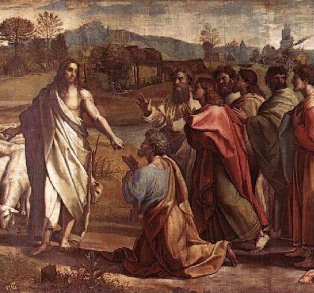Reflexión del Evangelio – 21  de enero