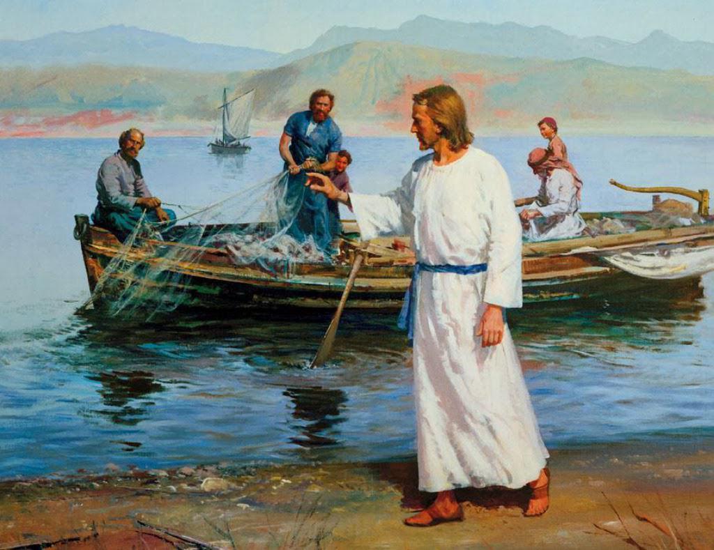 Reflexión del Evangelio – 24  de enero